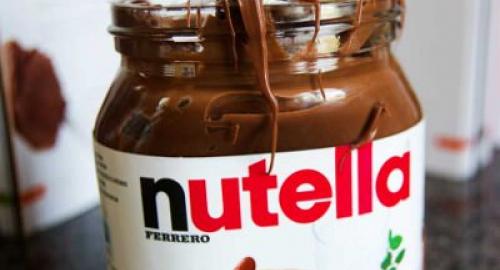 Nutella: la migliore amica per essere felici